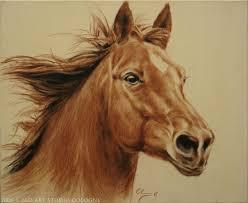 horse head paintings horse art pferde gemalt