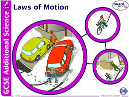 1 boardworks gcse additional science physics laws of motion