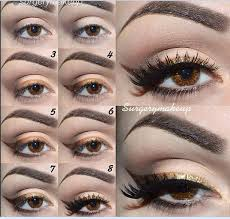makeup ideas with chinese makeup step by step with step by step beautiful eye makeup