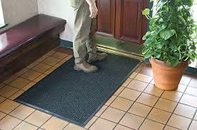 waterhog indoor outdoor entrance floor mat systems