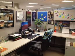 decorating your office cubicle. Workspace Office Cubicle Ideas Shape Desk Divider Cool Modern Diy Decor Themes Retro Home Corner Vintage DIY Decorating Your E