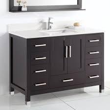 bathroom vanities with drawers