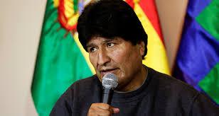 Resultado de imagen para Bolivia, Luis Arce Catacora, caricatura