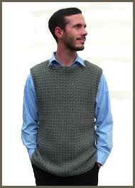 Mens Vest Pattern Free Magnificent Inspiration Ideas