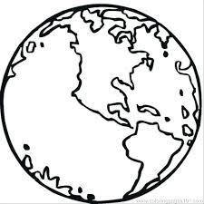 earth coloring book planet pages page day books printable