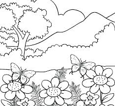 nature coloring book pages page awesome for your free with dover