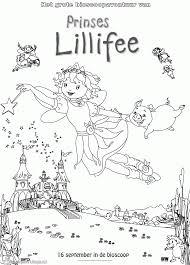 Kleurplaten Prinses Lillifee Brekelmansadviesgroep
