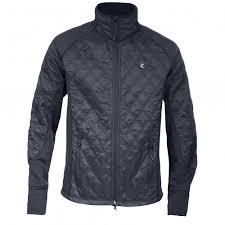 horze maxwell men s lightweight padded jacket