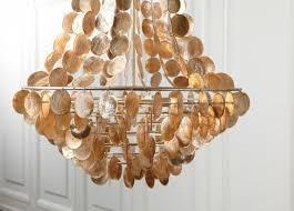 white capiz shell chandelier and capiz chandelier