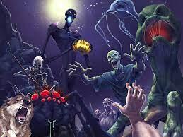 Minecraft Art Zombie HD Wallpaper • GamePhD