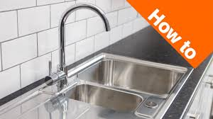 Reconfiguring Kitchen Cabinets To Install A Dishwasher  Extreme How To Install A New Kitchen Sink