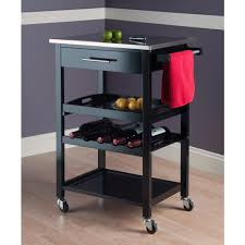 full size of bar cart stainless steel bar cart stainless steel island on wheels large mobile