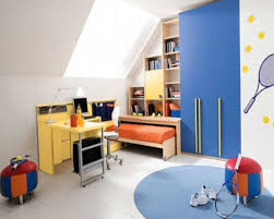 cool sports boys and kids room decor design ideas with inspiring laptop study table designs and