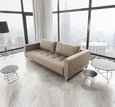 modern cassius deluxe excess lounger sleeper sofa bedqueen  zin home