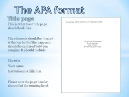 How Does A Cover Page Look How Should A Cover Page Look In Apa Format Core Page