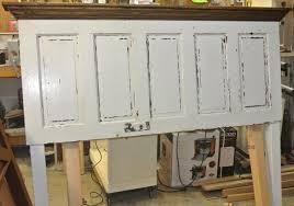diy headboard headboard distressed headboards made from doors old door headboards shabby eclectic re