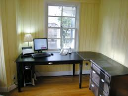 home office archaic built case. Homefice Decor Ikea Ideas. Home Office L Desk Awesome Decorating Make Fice More Efficient With Archaic Built Case