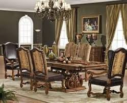 ornate dining room table and chairs. the versailles formal dining room collection - ornate table and chairs n