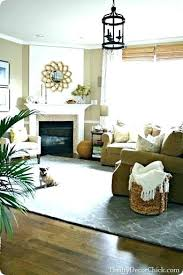 pottery barn striped rug blue light family room area rugs view in gallery from