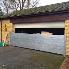 garage door flood barrierDanube Flood Barrier  ukflooddefencealliancecom