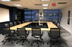 conference table in cmc washington program office