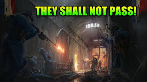 They Shall Not Pass Battlefield 1 DLC Info Artwork YouTube