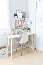 scandinavian office design. Office Design House Tour A Small Scandinavian Inspired
