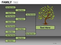 Family Tree Powerpoint Template Under Fontanacountryinn Com