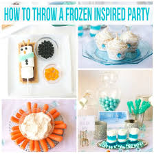 frozen party roundup