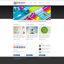 Psd Website Templates Free High Quality Designs Web Template Psd Download