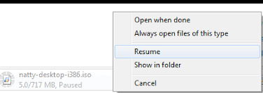 Does Chrome S Download Manager Resume Downloads If The Connection Is