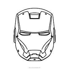 Iron Man Pugno Di Ferro Di Disegno Da Colorare Di Spider Man Iron