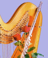 Image result for harp and flute duet