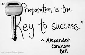 beautiful preparation quotes and sayings preparation is the key to success alexander graham bell