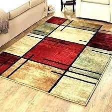 black and red rug target white area rugs medium grey brown stunning southwestern in c