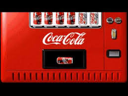 Nuka Cola Vending Machine For Sale Classy VENDING MACHINE SOUNDS YouTube