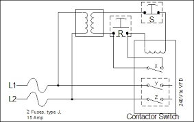 magnetic contactor wiring diagram images relay wiring diagram contactor wiring diagram single phase auto