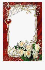 Frames For Photoshop Transparent Decoration Wedding Wedding Frames For