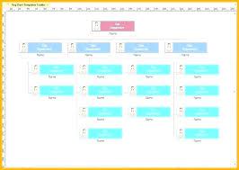 Department Flow Chart Template Corporate Organizational Chart Template