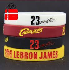 lebron wristbands. 4 pcs nba lebron james bryant silicone wristband rubber bracelet basketball run lebron wristbands