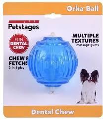 <b>Игрушка</b> Petstages ORKA Tennis Ball Теннисный мяч для собак ...