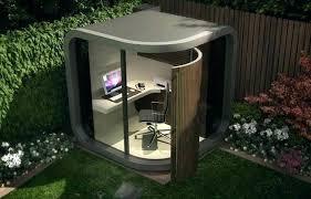 outdoor office pods. Outdoor Office Pod Pods Garden  .