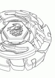 Beyblade Coloring Pages For Kids Printable Free Ethans 6th