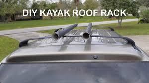 diy pvc kayak roof rack