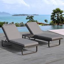 Fold Up Chaise Lounge Folding Outdoor Chaise Lounges Patio Chairs The Home Depot