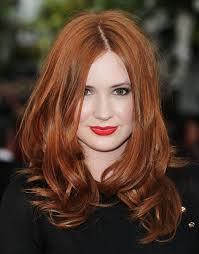 Kombinace červených Vlasů S Ostatními Kdo Je Vhodný Pro Rudé Vlasy