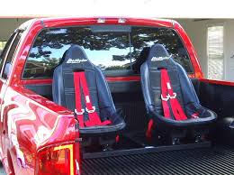 BedRyder - Truck Bed Seating - Shark Tank Products