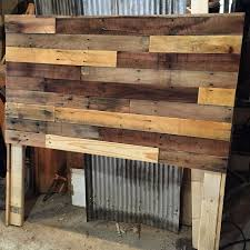 amazing chic diy queen headboard incredible size pallet 101 dimensions ideas