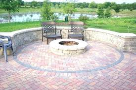 Diy patio with fire pit Edge Patio Building Brick Patio Building Brick Patio With Fire Pit Patio Fire Pit Ideas Amazing Brick Patio Designs Building Brick Patio Building Brick Pavers Flowerangelinfo Building Brick Patio Building Brick Patio With Fire Pit Patio
