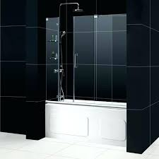 breathtaking glass shower barn door glass shower barn door sliding shower door mirage in shower door